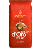 KAWA ZIARNISTA DALLMAYR CREMA D` ORO INTENSA 1000G