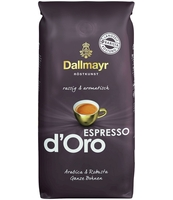KAWA ZIARNISTA DALLMAYR ESPRESSO D` ORO 1000G