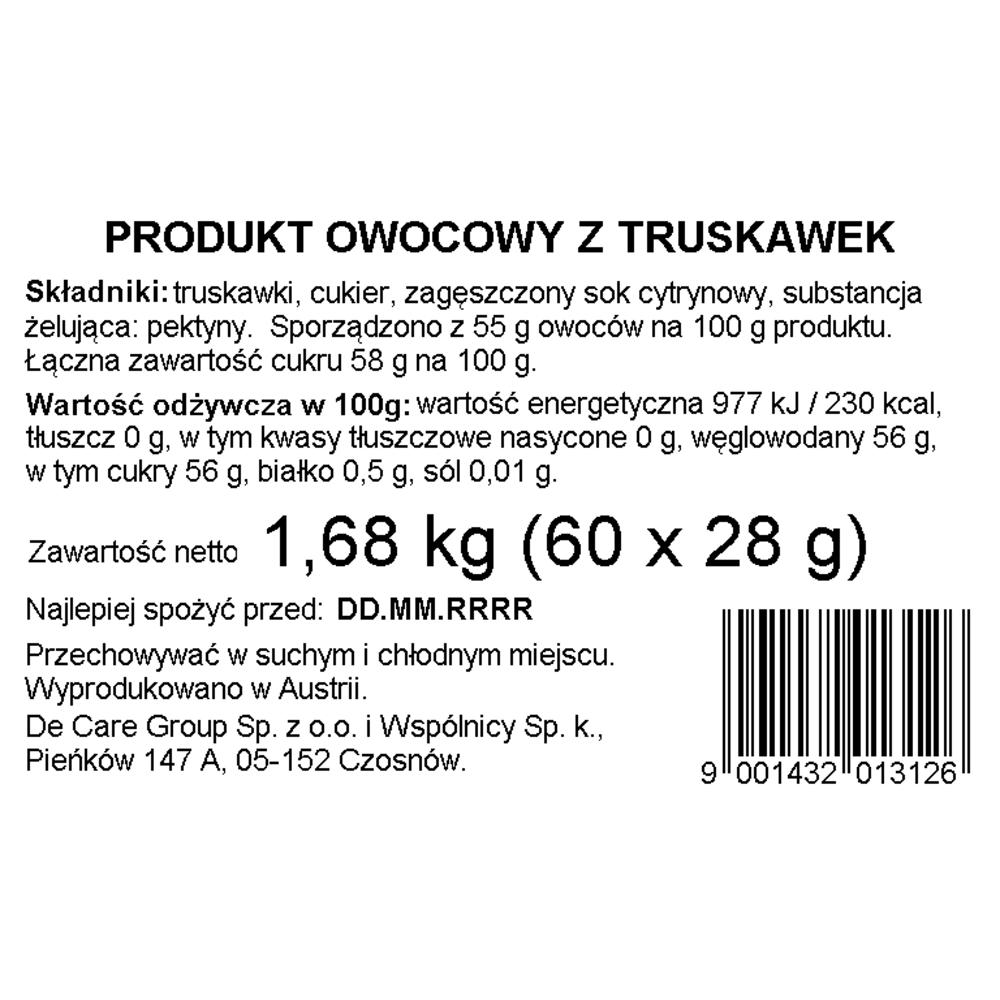 DARBO TRUSKAWKA 60 X 28 G