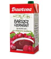BARSZCZ CZERWONY 1100ML DAWTONA