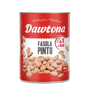 FASOLA PINTO KONSERWOWA 400G DAWTONA