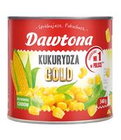 KUKURYDZA GOLD PAKOWANA PRÓŻNIOWO 340G DAWTONA
