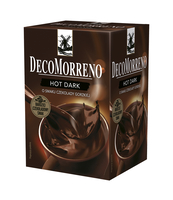 DECOMORRENO LA FESTA CHOCOLATTA HOT DARK NAPÓJ INSTANT 250 G (10 SASZETEK)