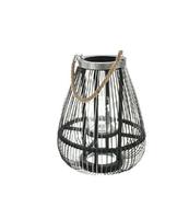 LAMPION METALOWY 37 CM