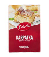 CIASTO KARPATKA 390G DELECTA