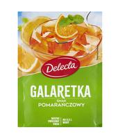 GALARETKA 70G SMAK POMARAŃCZOWY DELECTA