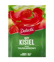 KISIEL SMAK TRUSKAWKOWY 58G DELECTA