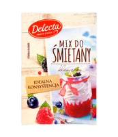 MIX DO ŚMIETANY 13G DELECTA