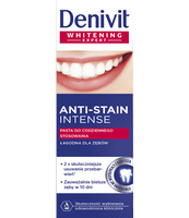 DENIVIT PASTA DO ZĘBÓW ANTI STAIN 50ML