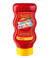 DEVELEY TOMATO KETCHUP 450G