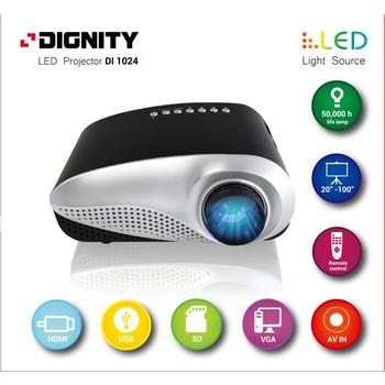 PROJEKTOR DIGNITY DI1024 DVB-T