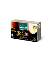 DILMAH APPLE, CINNAMON & VANILLA FLAVOURED BLACK TEA 20X1,5 G