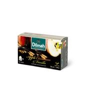 DILMAH APPLE, CINNAMON & VANILLA FLAVOURED BLACK TEA 20X1,5 G