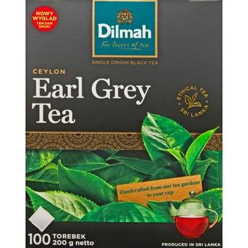 DILMAH CEYLON EARL GREY TEA 100X2 G