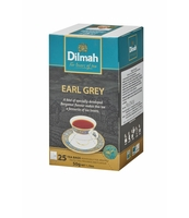 DILMAH GOURMET EARL GREY TEA 25X2 G