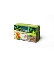 DILMAH GREEN TEA MOROCCAN MINT 20X1,5 G