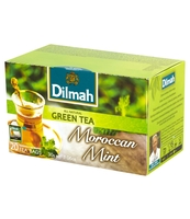 DILMAH GREEN TEA MOROCCANT MINT 20X1,5 G