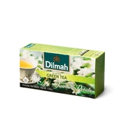 DILMAH GREEN TEA WITH NATURAL JASMINE 20X1,5 G