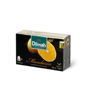 DILMAH MANDARIN FLAVOURED BLACK TEA 20X1,5 G
