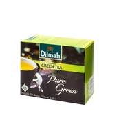 DILMAH PURE GREEN TEA 100X1,5 G