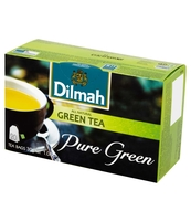 DILMAH PURE GREEN TEA 20X1,5 G