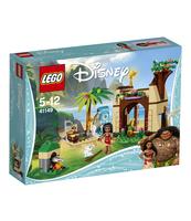 KLOCKI LEGO DISNEY PRINCESS PRZYGODA VAIANY NA WYSPIE 41149