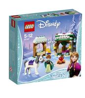 KLOCKI LEGO DISNEY PRINCESS ŚNIEGOWA PRZYGODA ANNY 41147