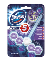 DOMESTOS KOSTKA POWER5 LAVENDER 55G