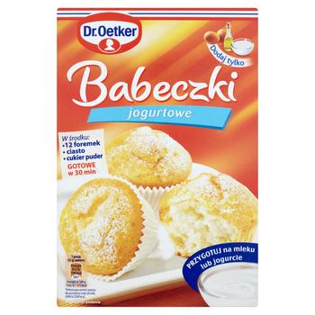 DR. OETKER BABECZKI JOGURTOWE 335G