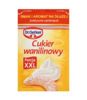 DR. OETKER CUKIER WANILINOWY XXL 43G
