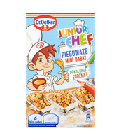 DR. OETKER JUNIOR CHEF - PIEGOWATE MINI BABKI 225G
