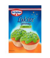 DR. OETKER LUKIER GOTOWY ZIELONY 100 G
