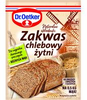 DR. OETKER ZAKWAS CHLEBOWY ŻYTNI 15G
