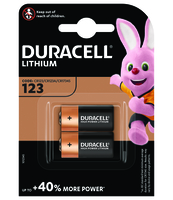BATERIA LITOWA DURACELL HIGH POWER 123 3V