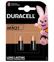 BATERIE ALKALICZNE DURACELL TYP MN21
