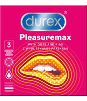 DUREX PLEASUREMAX 3 SZT.