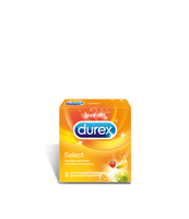 DUREX SELECT 3 SZT.