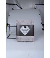 KOC DIAMONDS 150X200 CM SZARY