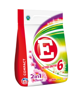 E 2W1 FLORAL COLOR PROSZEK DO KOLORU 40 PRAŃ 3KG