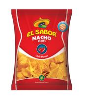 NACHOSY O SMAKU CHILI 100G EL SABOR