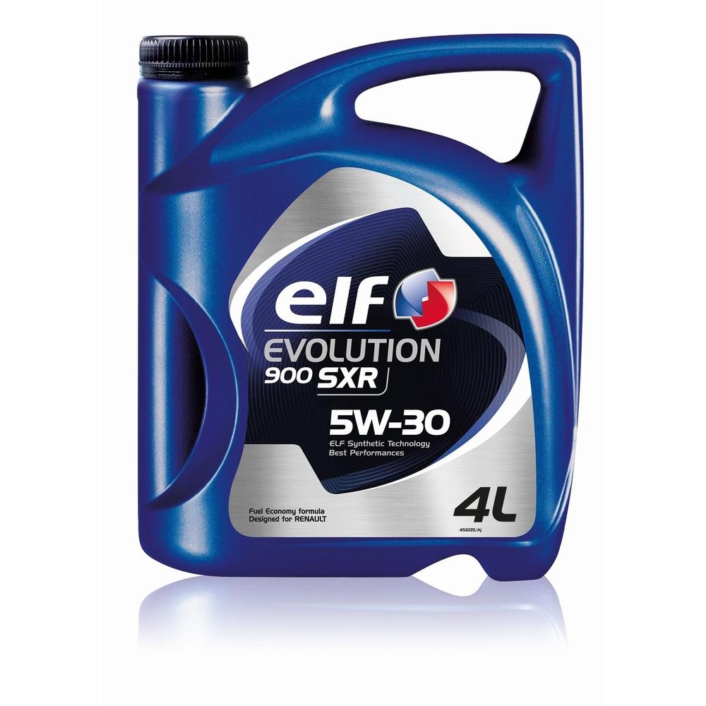 OLEJ SILNIKOWY ELF EVOLUTION 900 SXR 5W30 4L