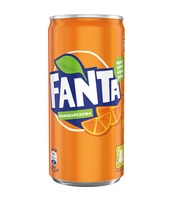 FANTA ORANGE 0,2L CAN