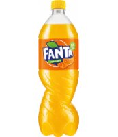 FANTA ORANGE PET 1L