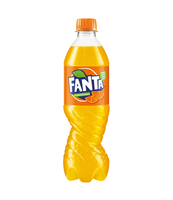 FANTA ORANGE PET 500 ML