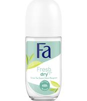 FA ROLL-ON FRESH & DRY GREEN TEA 50ML
