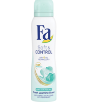 FA DEO SPRAY SOFT & FRESH 150ML