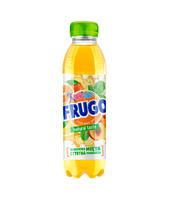 FRUGO YOUNG STARS O SMAKU BRZOSKWINIA-MIĘTA-CYTRYNA-POMARAŃCZA 0,5L