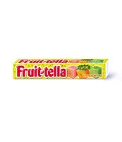 FRUITTELLA CUKIERKI DO ŻUCIA CYTRUSOWY MIX 41G