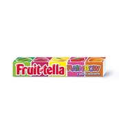 FRUITTELLA CUKIERKI DO ŻUCIA RAINBOW STICK 41G