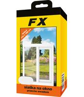 FX SIATKA NA OKNO 150X180 BIAŁA